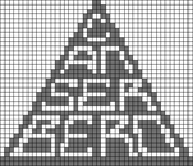 Alpha pattern #94289