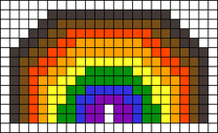Alpha pattern #94305