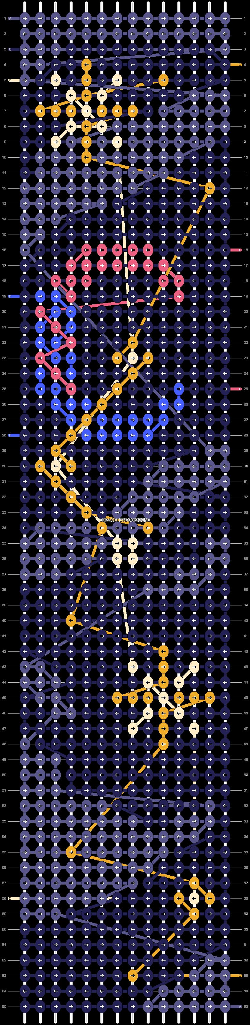 Alpha pattern #94331 pattern