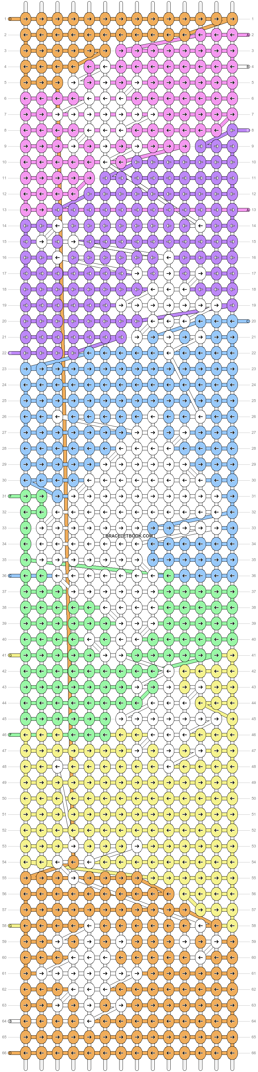 Alpha pattern #94335 pattern