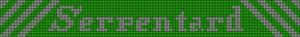 Alpha pattern #94352