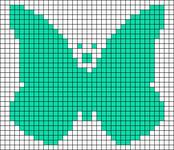 Alpha pattern #94375