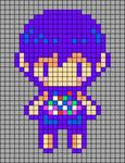 Alpha pattern #94402