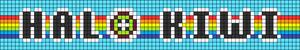 Alpha pattern #94403