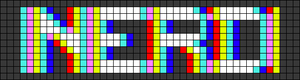 Alpha pattern #94413