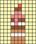 Alpha pattern #94414