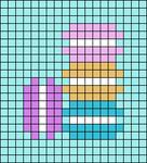 Alpha pattern #94548