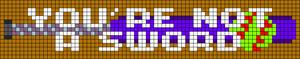Alpha pattern #94551