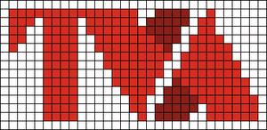 Alpha pattern #94555