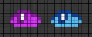 Alpha pattern #94570