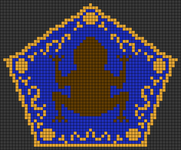 Alpha pattern #94581