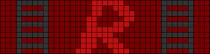 Alpha pattern #94588