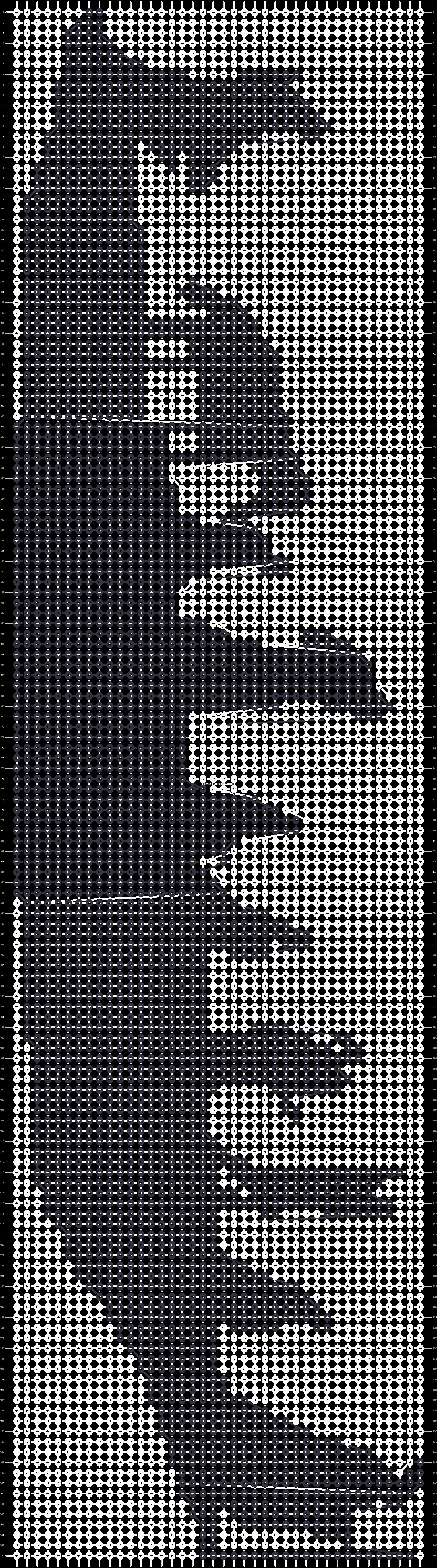 Alpha pattern #94594 pattern