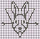 Alpha pattern #94605