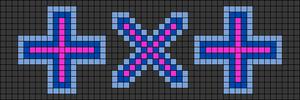 Alpha pattern #94641