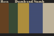 Alpha pattern #94649