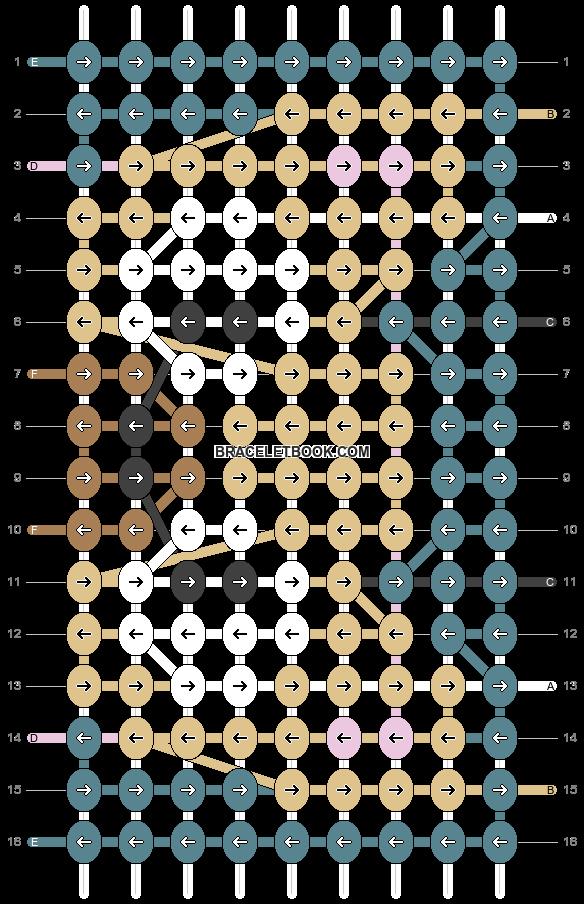 Alpha pattern #94676 pattern