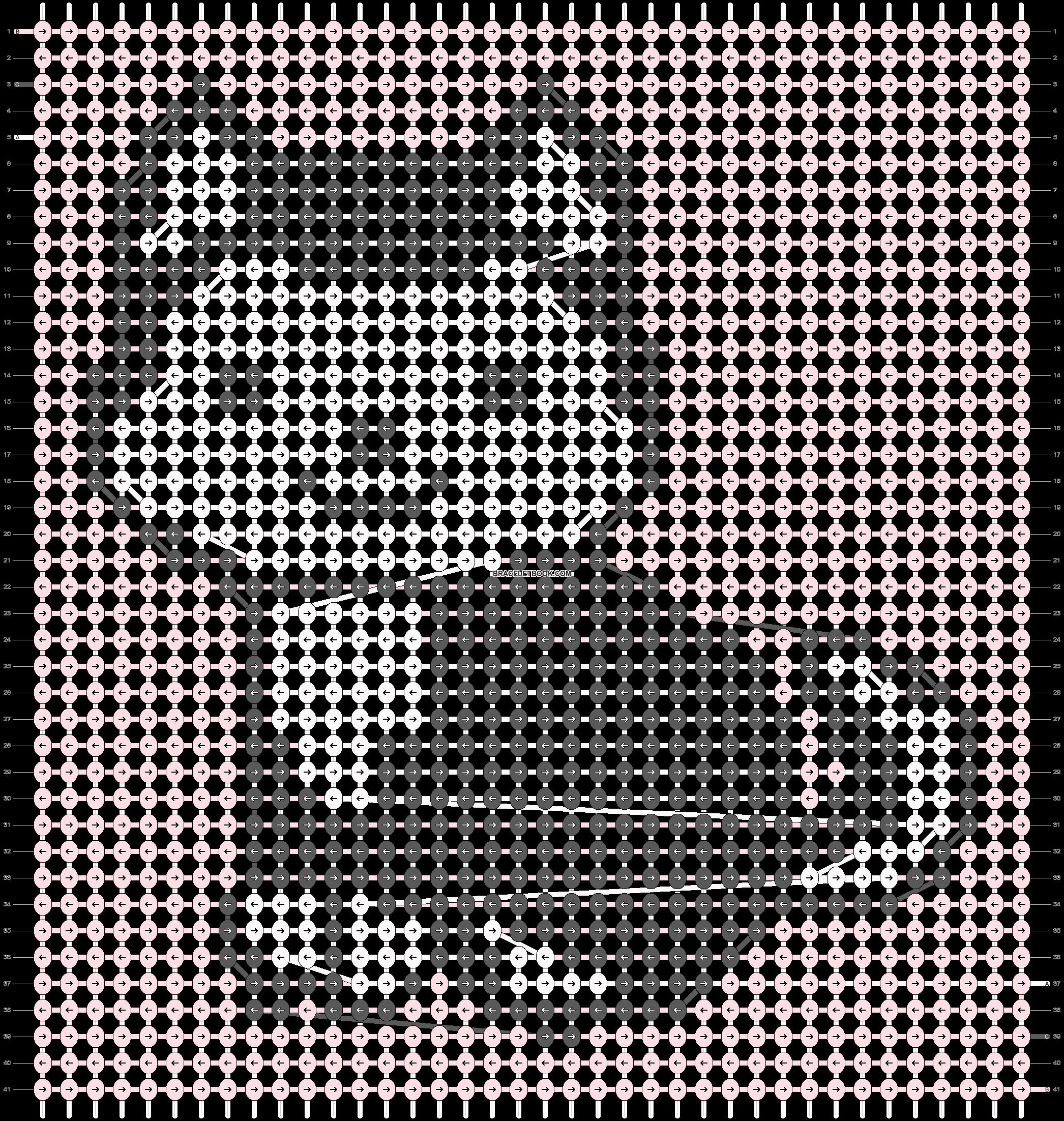 Alpha pattern #94693 pattern