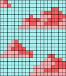 Alpha pattern #94708