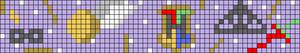 Alpha pattern #94719