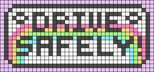 Alpha pattern #94736