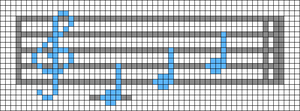 Alpha pattern #94781