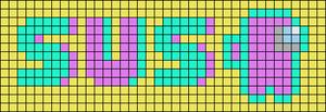 Alpha pattern #94782