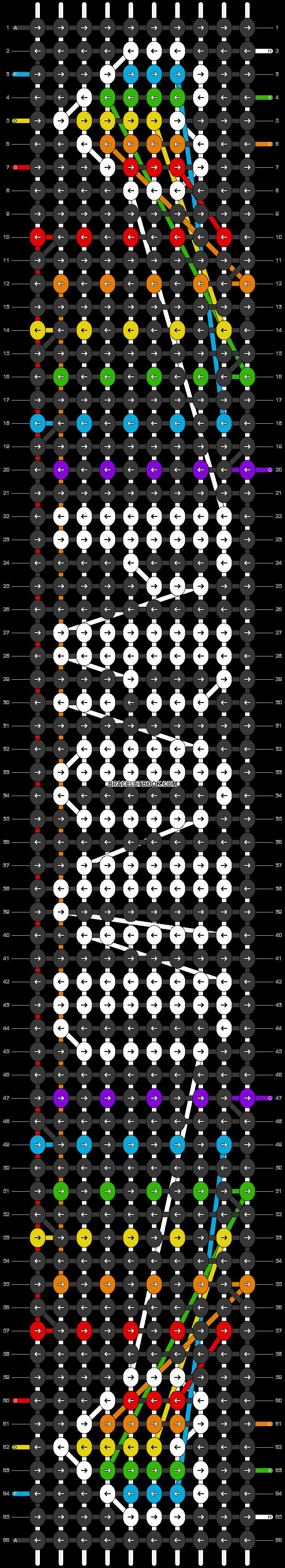 Alpha pattern #94835 pattern