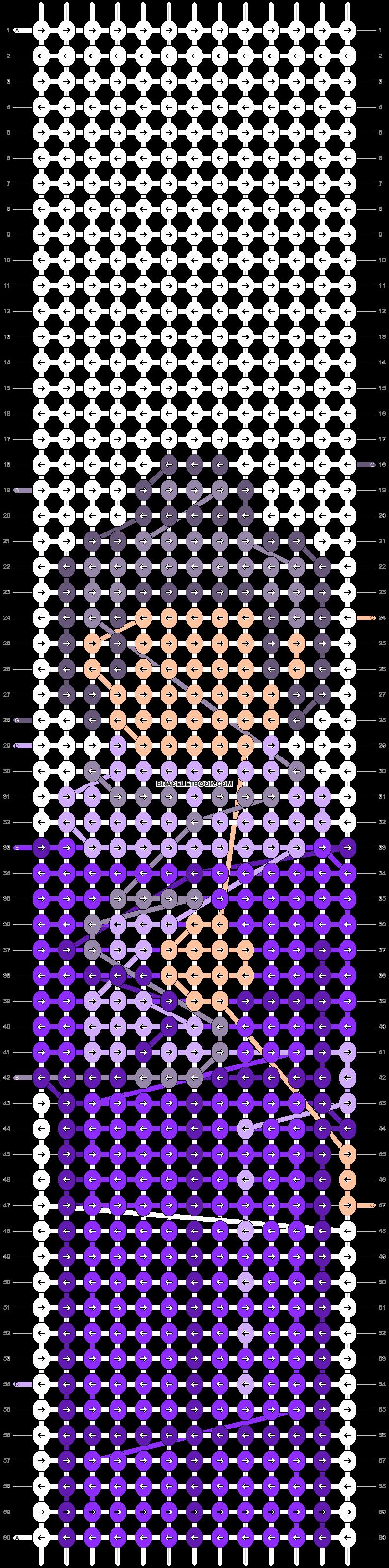 Alpha pattern #94877 pattern