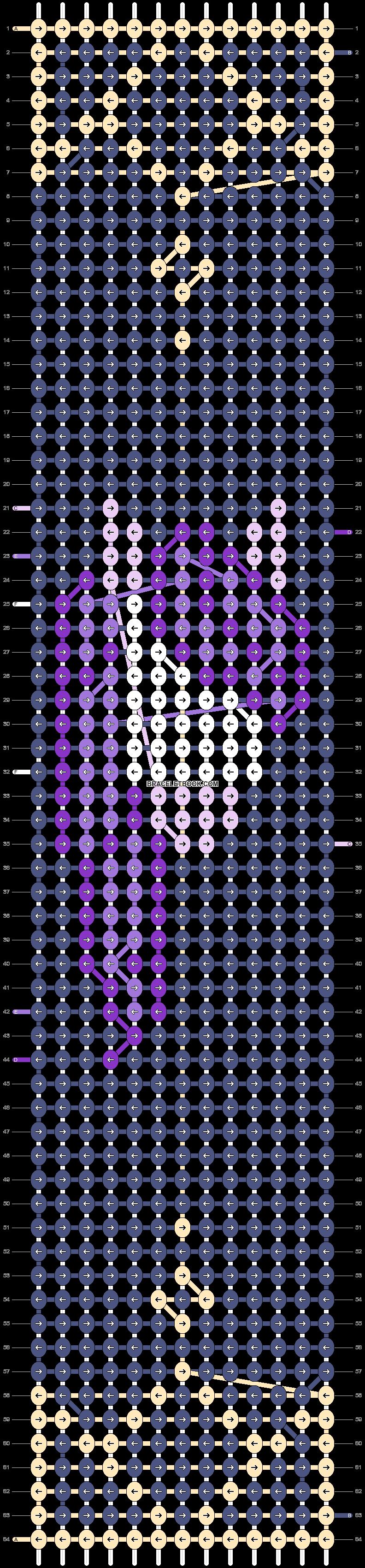 Alpha pattern #94878 pattern