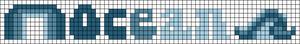 Alpha pattern #94887