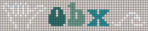 Alpha pattern #94888