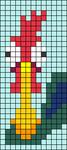 Alpha pattern #94909
