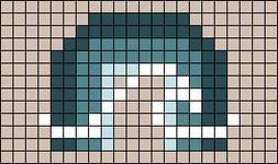 Alpha pattern #94911