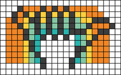 Alpha pattern #94912