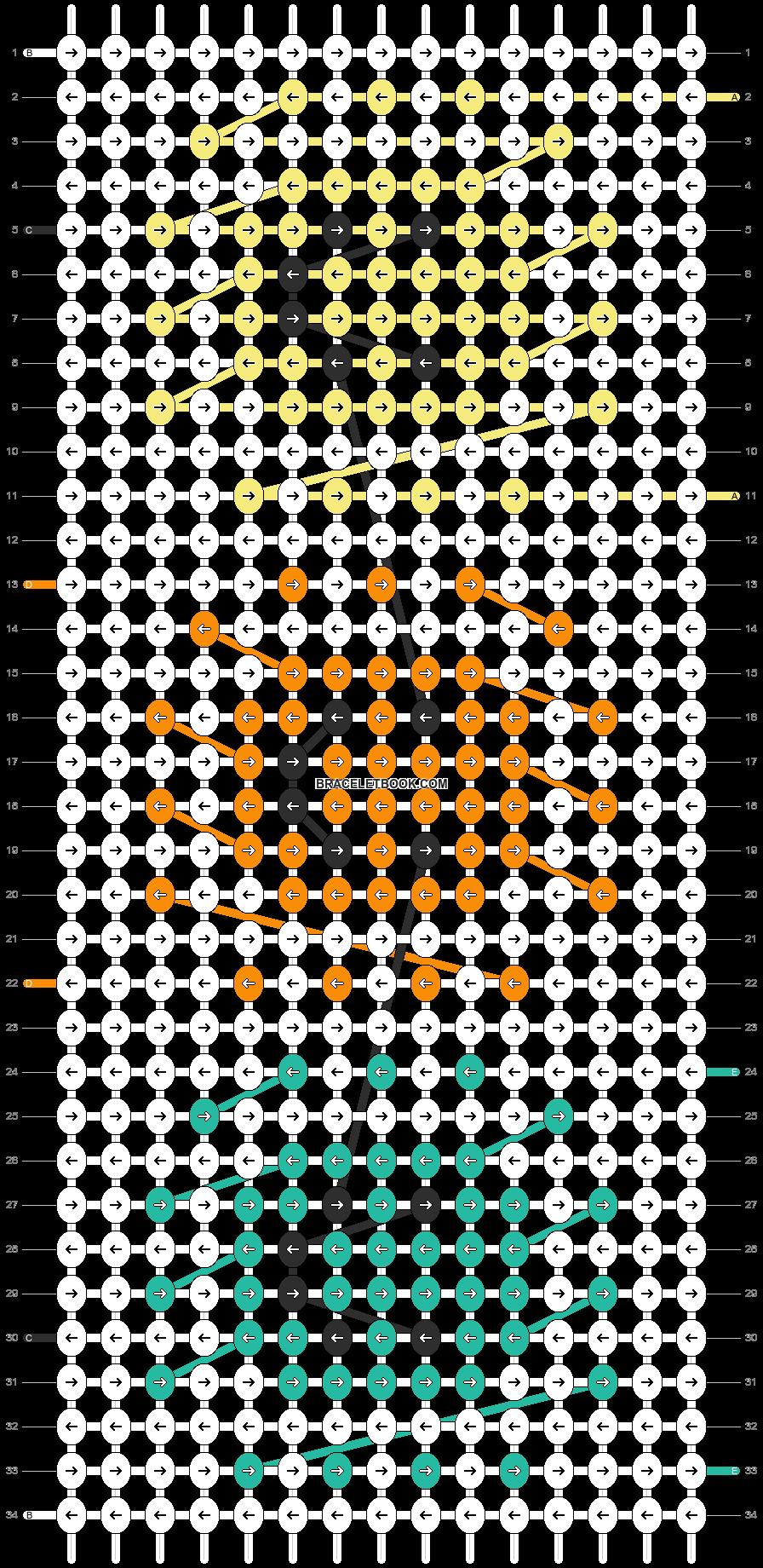 Alpha pattern #94920 pattern