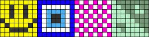 Alpha pattern #94927
