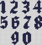 Alpha pattern #94931