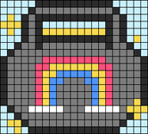 Alpha pattern #94933