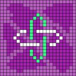 Alpha pattern #94951