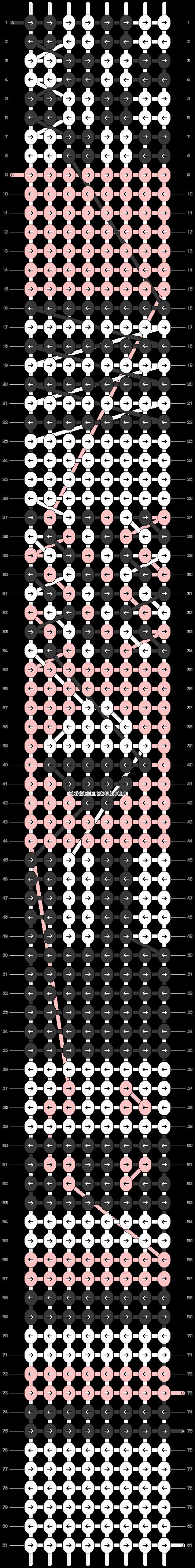 Alpha pattern #95012 pattern