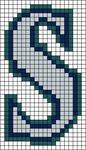 Alpha pattern #95019