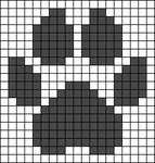 Alpha pattern #95038