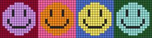 Alpha pattern #95040
