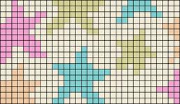 Alpha pattern #95045