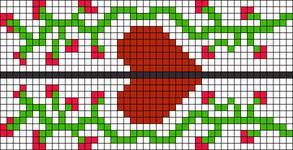 Alpha pattern #95054
