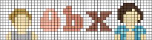 Alpha pattern #95055
