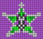 Alpha pattern #95063
