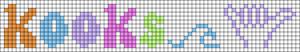 Alpha pattern #95064