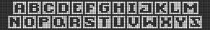 Alpha pattern #95065